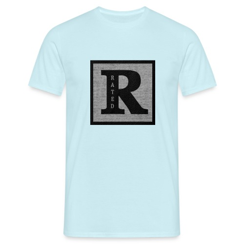RaTeD R t-shirt - Men's T-Shirt