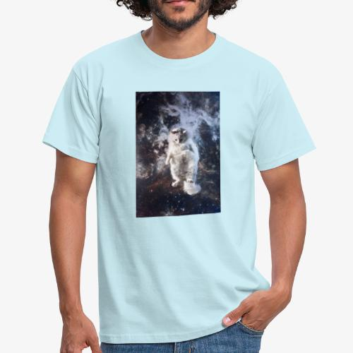 Martzipan Katzmonauten Catsinspace - Männer T-Shirt
