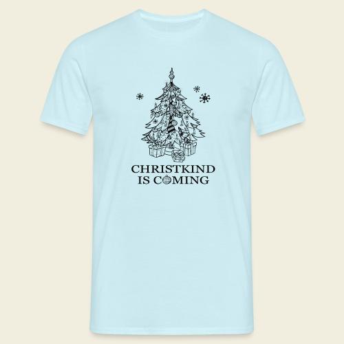 Christkind kommt - Männer T-Shirt