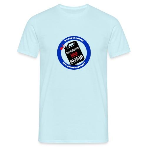 kanister 2 - Männer T-Shirt