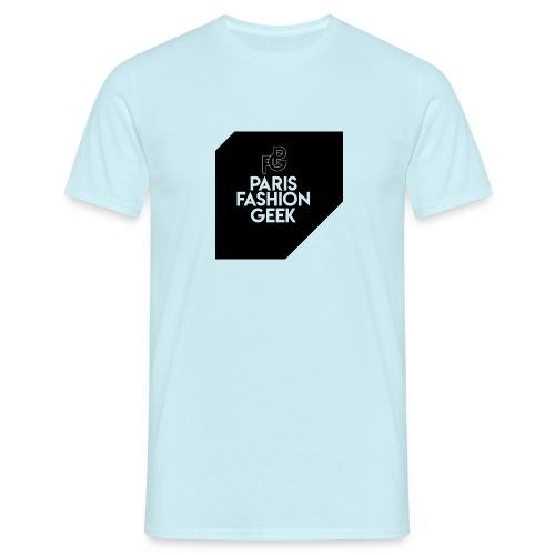 Paris Fashion Geek - T-shirt Homme