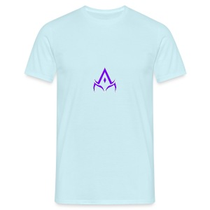 Alpha Design - Men's T-Shirt