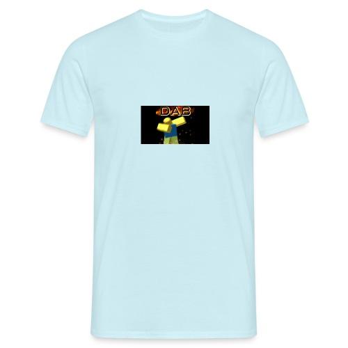 Roblox Dabber Shirt - Mannen T-shirt