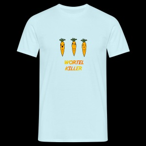Wortel Killer [Kids Premium T-Shirt] - Mannen T-shirt