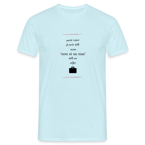 TRAVEL Collection - Maglietta da uomo