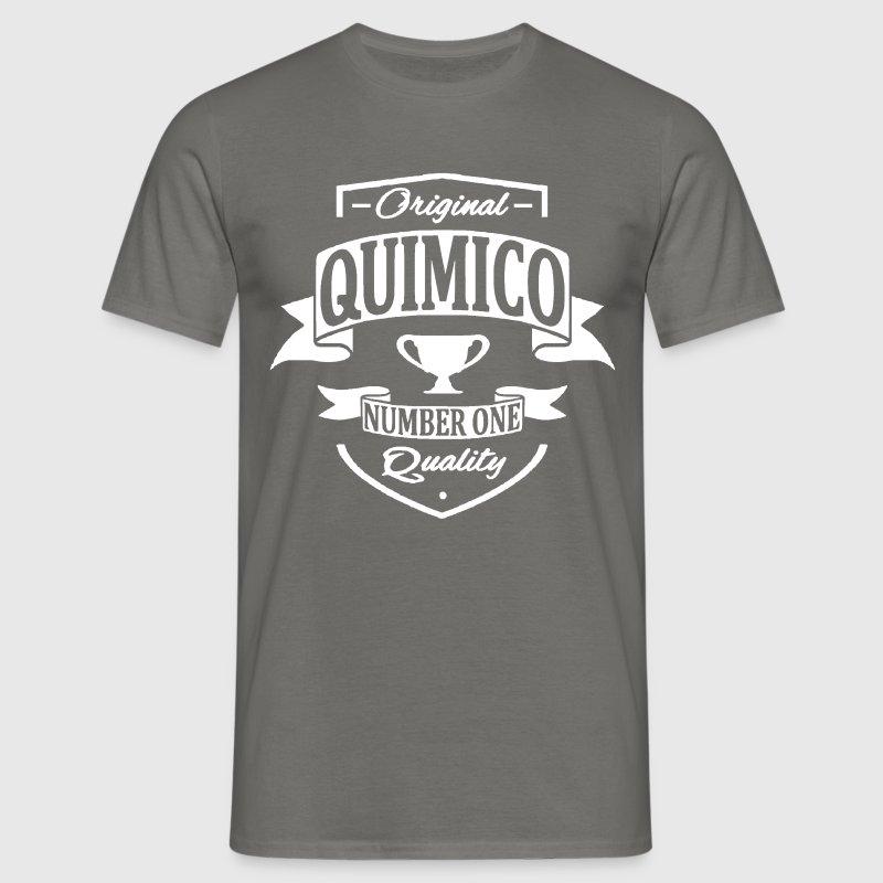 Químico - Camiseta hombre