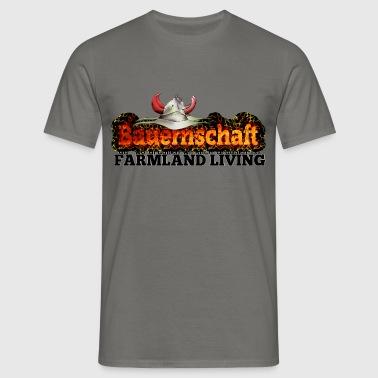 Bauernschaft III - Männer T-Shirt