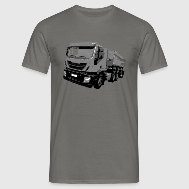 truck_iv - Männer T-Shirt