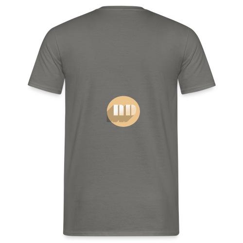 Natal.D officiele logo! - Mannen T-shirt