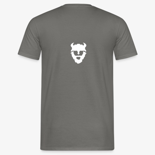 NORTH GYM Viking Head - Männer T-Shirt