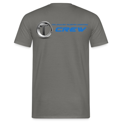 TRU CREW - T-skjorte for menn
