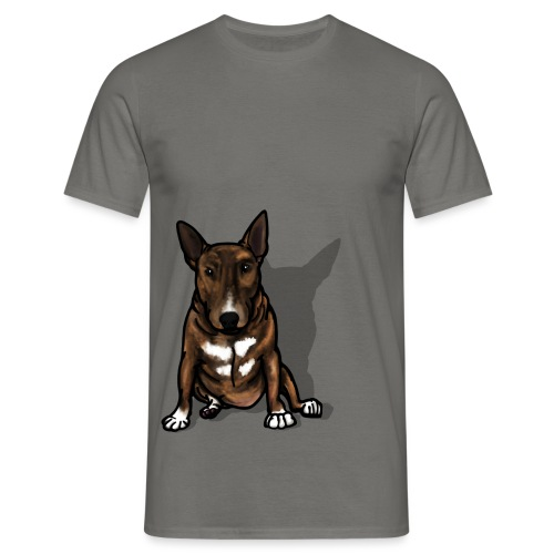Bruce The Bully - Men's T-Shirt