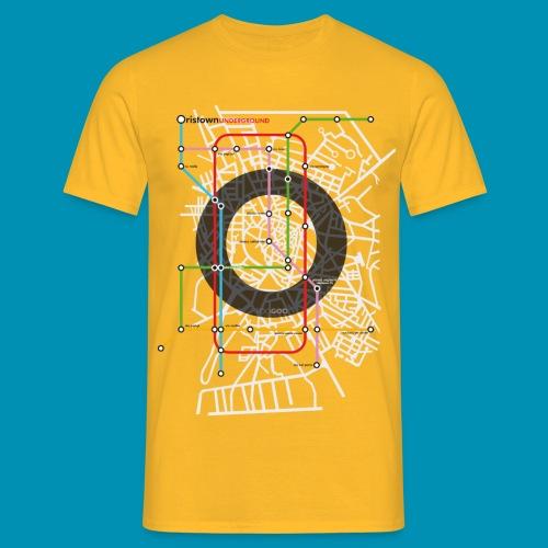 Underground Oristano 2020 - Maglietta da uomo