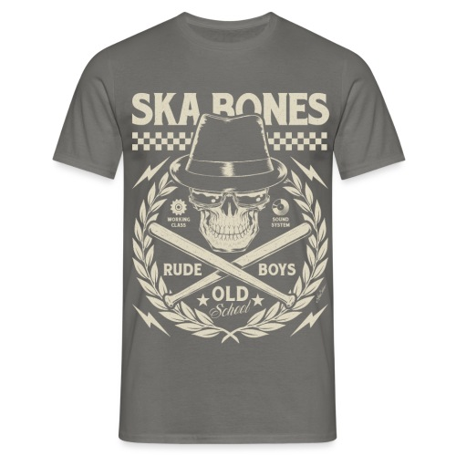 skaskullsp - Camiseta hombre