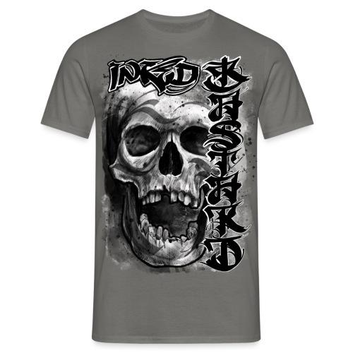 INKED BASTARD - Männer T-Shirt