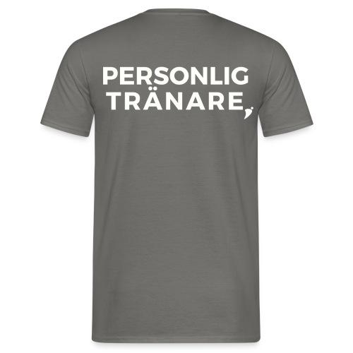 PERSONLIG TRÄNARE - T-shirt herr