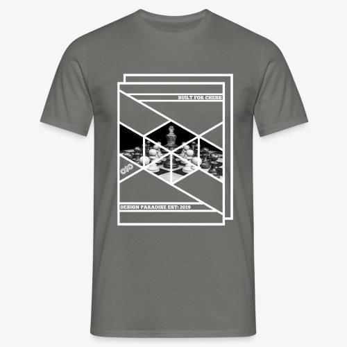 Built for Chess - Männer T-Shirt