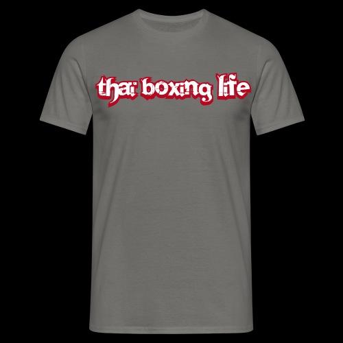 MTS92 THAI BOXING LIFE - T-shirt Homme