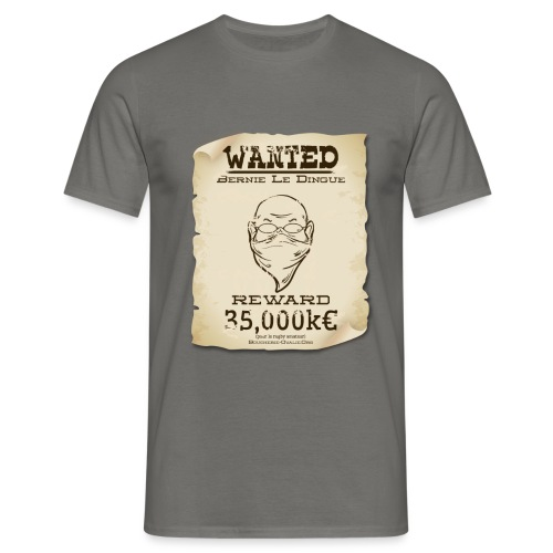 Wanted le dingue - T-shirt Homme
