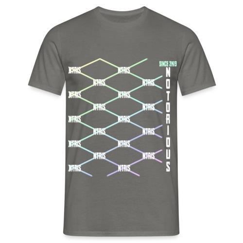 NTRIS Rainbow - Männer T-Shirt