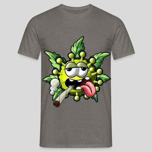 Stoned Virus - Männer T-Shirt