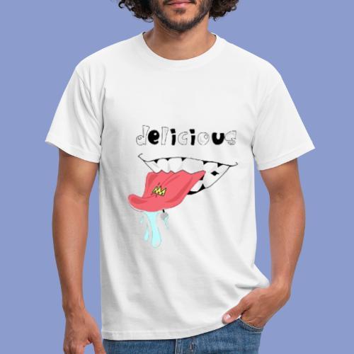 DELICIOUS - Maglietta da uomo