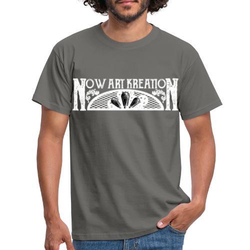 Now Art Kreation Original Logo - T-shirt Homme