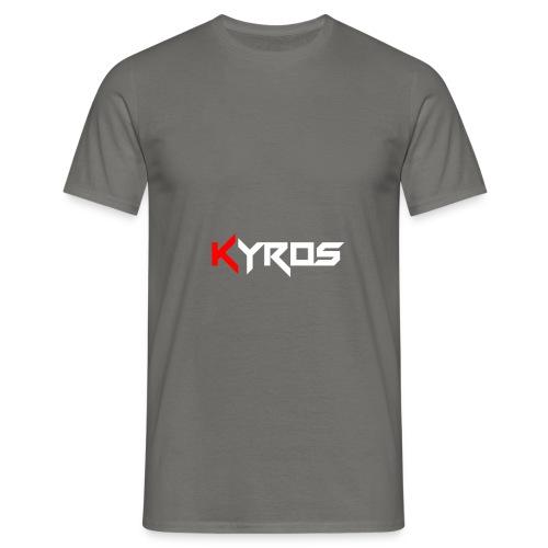 Kyros Shop Ufficiale - Maglietta da uomo