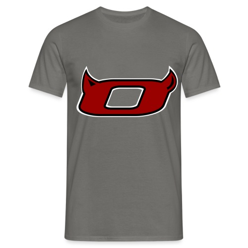 The Inferno O - Men's T-Shirt