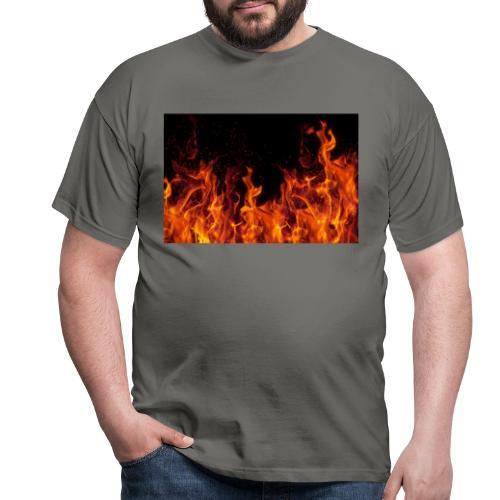 Feuer c OlgaMiltsova iStock GettyImages scaled - Männer T-Shirt