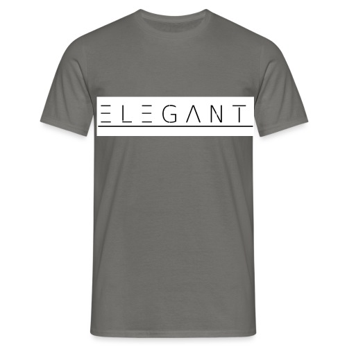 ELEGANT FASHION / NEW 2017 - Männer T-Shirt
