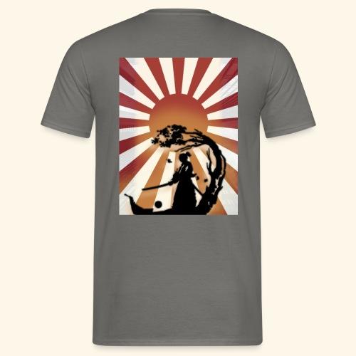 Japan Rising sun - T-shirt Homme