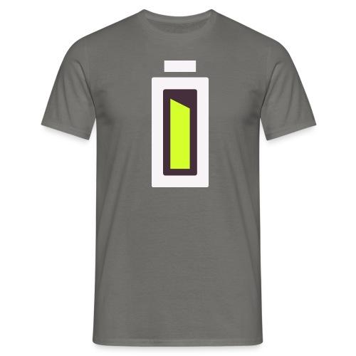 Batterie - Ready ?! - T-shirt Homme