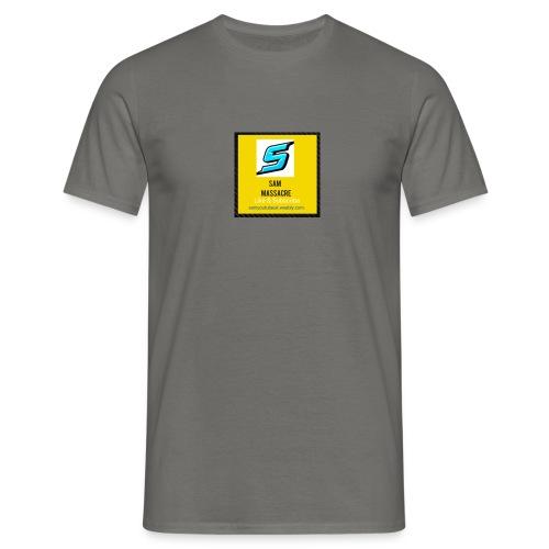 730A42E8 ED7B 4B40 8957 8B35AF59F4B - Men's T-Shirt