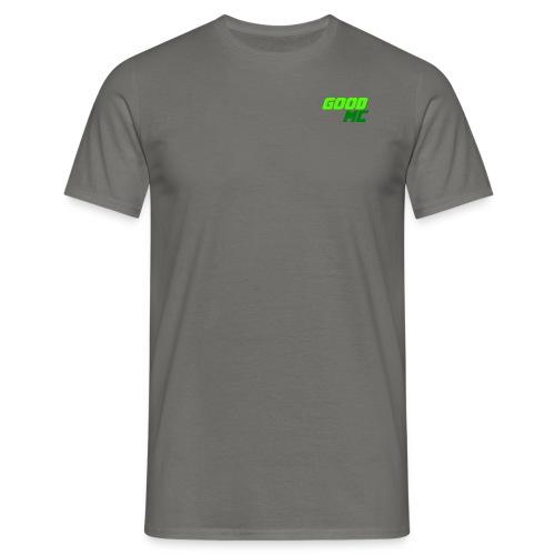 GoodMC Server merchandis - Mannen T-shirt