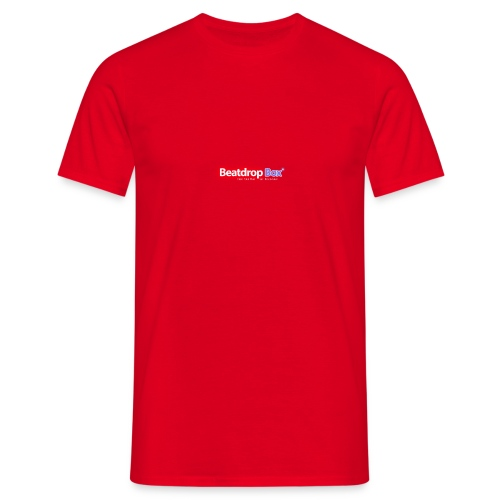 beatdropbox logo final and hires - Mannen T-shirt