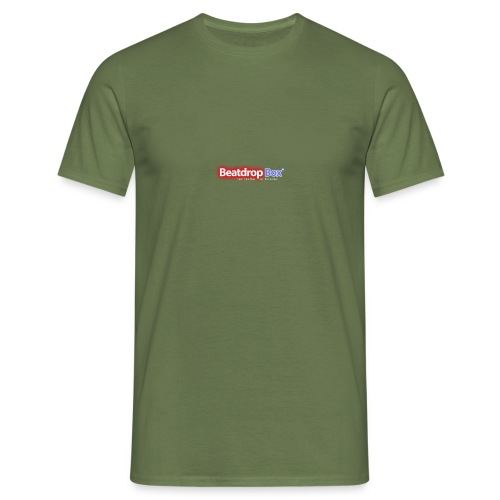 beatdropbox logo final and hires - Mannen T-shirt
