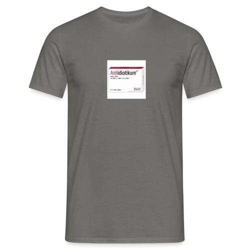 Medikament ? - Männer T-Shirt