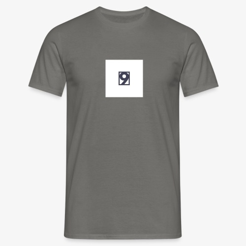 9 Clothing T SHIRT Logo - Men's T-Shirt