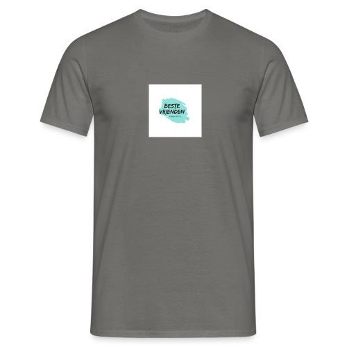 beste vriendeSpace - Mannen T-shirt