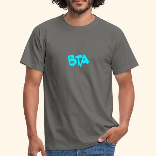 BTA (azul claro) - Camiseta hombre
