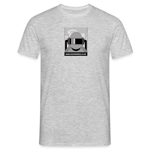 Machine Boy - Action Figures - Men's T-Shirt