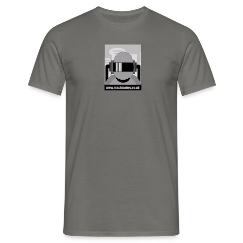 Machine Boy - Action Figures - Men's T-Shirt