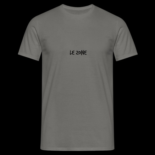 Le Zone Officiel - Herre-T-shirt