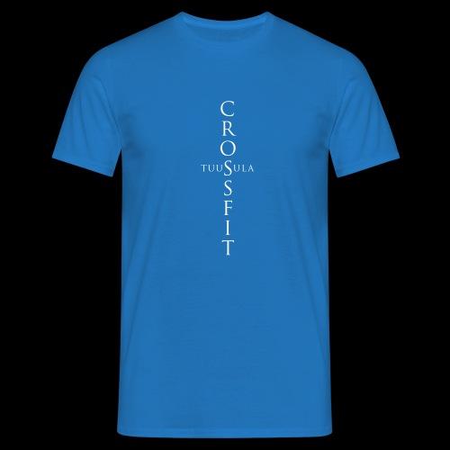 CrossFit Tuusula risti - Miesten t-paita