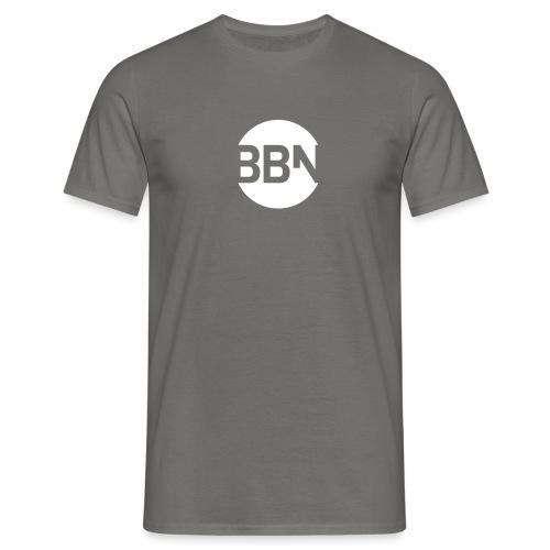 BBN sort - T-skjorte for menn
