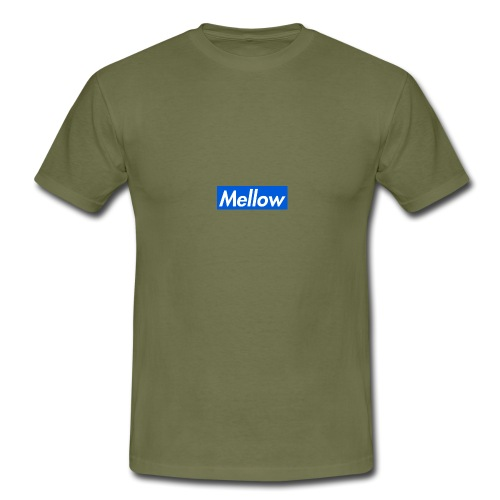 Mellow Blue - Men's T-Shirt