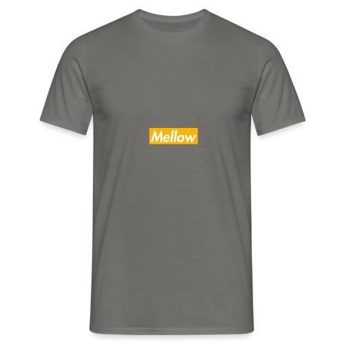 Mellow Orange - Men's T-Shirt