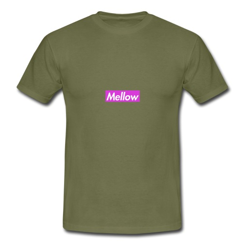 Mellow Purple - Men's T-Shirt