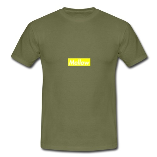 mellow Yellow - Men's T-Shirt